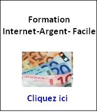 formation Internet argent facile