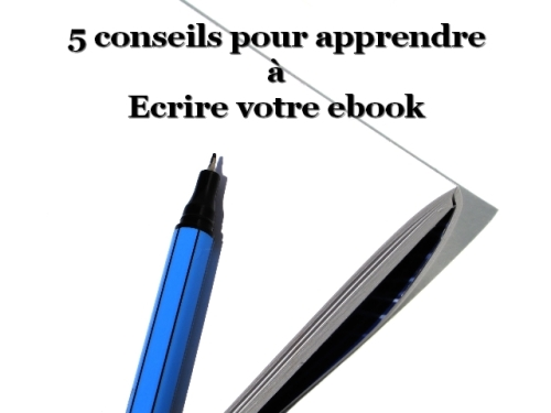 écrire un ebook n'est peut-être pas si difficile que ça en à l'air...